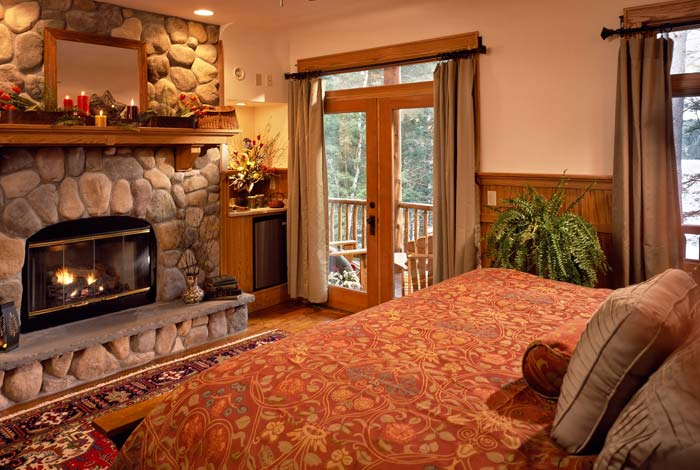 hotels with a fireplace in room. Guest Rooms  Rates Lakefront Hotels In The Adirondacks Impeccable Adirondack Lodging