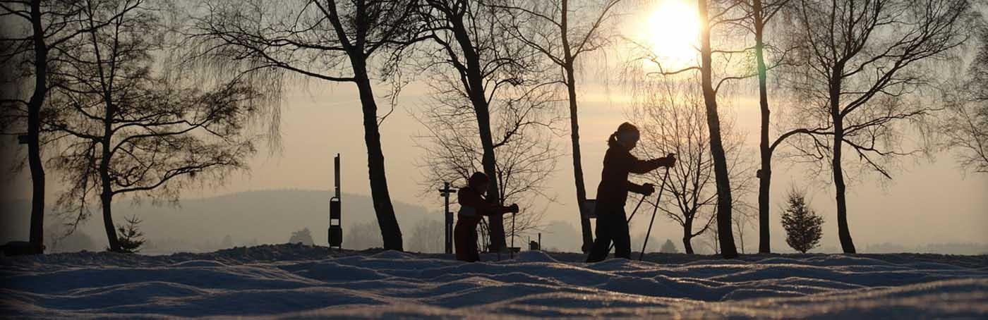 adirondack winter getaway