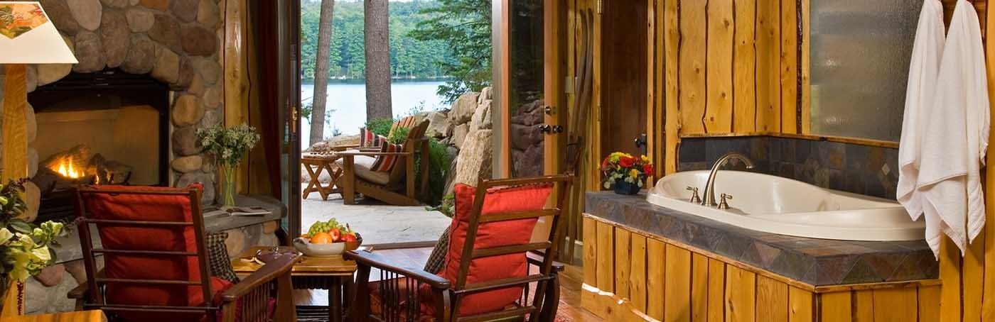Adirondack fall getaways