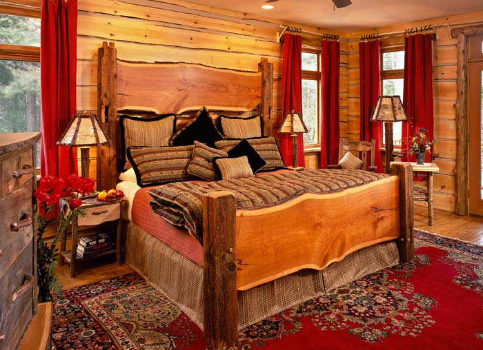 Fern Lodge Guest Room