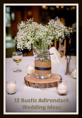 adirondack wedding ideas