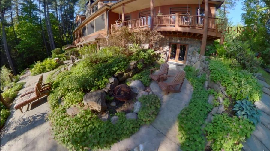 The Fern Lodge Daytime 360 Video